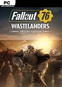Fallout 76: Wastelanders Deluxe Edition PC (AUS/NZ)