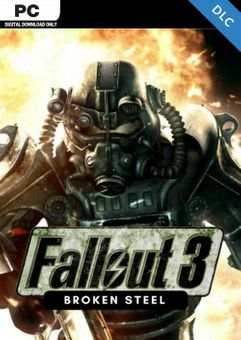 Fallout 3 Broken Steel PC - DLC