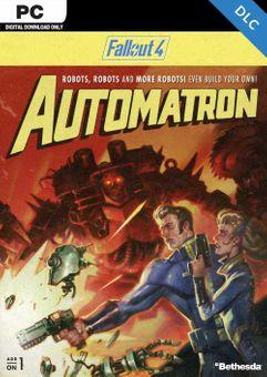 Fallout 4 - Automatron PC - DLC