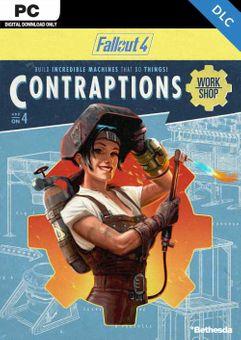 Fallout 4 - Contraptions Workshop PC - DLC