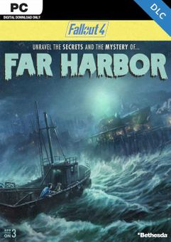 Fallout 4 Far Harbor PC - DLC