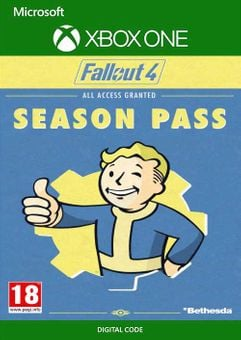 Fallout 4 Season Pass Xbox One (UK)