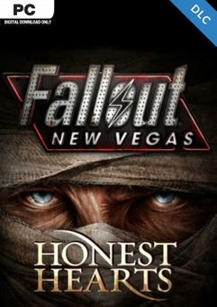 Fallout New Vegas Honest Hearts PC - DLC