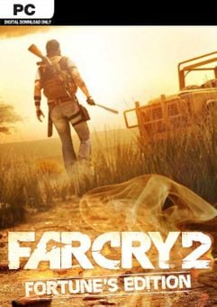 Far Cry 2 Fortune's Edition PC
