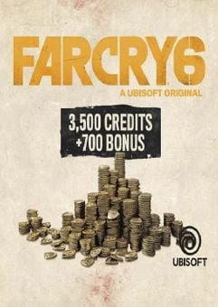 Far Cry 6 Virtual Currency Base Pack 4200 Xbox One