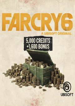 Far Cry 6 Virtual Currency Base Pack 6600 Xbox One