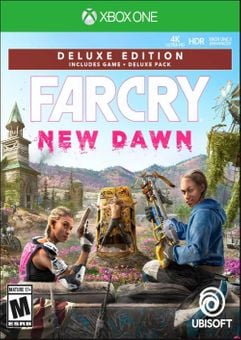 Far Cry New Dawn - Deluxe Edition Xbox One