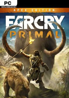 Far Cry Primal - Digital Apex Edition PC (EU)