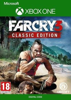 Far Cry 3 Classic Edition Xbox One (US)