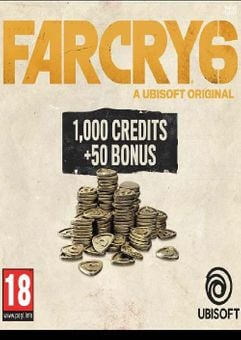 Far Cry 6 Virtual Currency Base Pack 1050 Xbox One