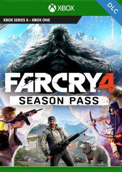 Far Cry 4 Season Pass Xbox One (UK)