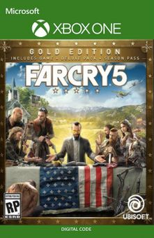 Far Cry 5 Gold Edition Xbox One (US)