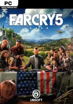Far Cry 5 PC  (US)