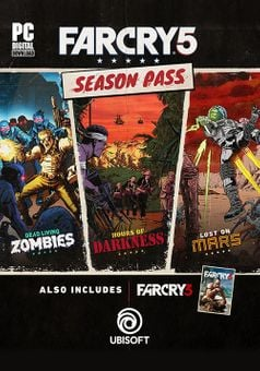 Far Cry 5 Season Pass PC
