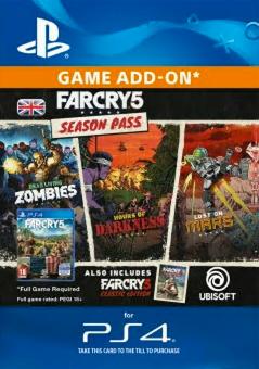 Far Cry 5 Season Pass PS4