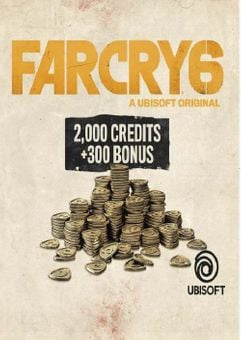 Far Cry 6 Virtual Currency Base Pack 2300 Xbox One