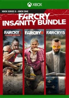 Far Cry Insanity Bundle Xbox One (US)