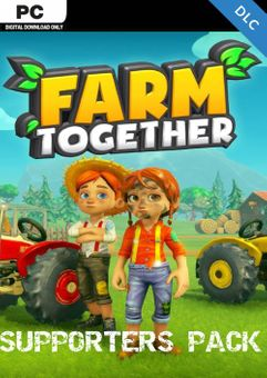 Farm Together - Supporters Pack PC - DLC