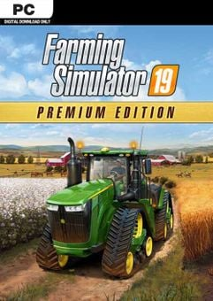 Farming Simulator 19 - Premium Edition PC