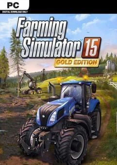 Farming Simulator 15 Gold Edition PC
