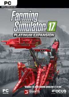 Farming Simulator 17 - Platinum Expansion PC