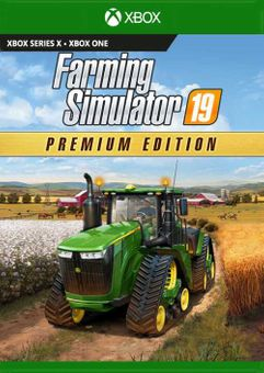 Farming Simulator 19 - Premium Edition Xbox One (UK)