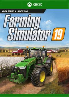Farming Simulator 19 Xbox One (EU)