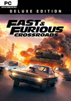 Fast and Furious Crossroads - Deluxe Edition PC