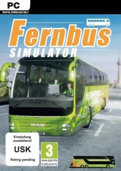 Fernbus Simulator PC