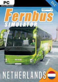 Fernbus Simulator - Netherlands PC - DLC