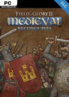 Field of Glory II: Medieval - Reconquista PC - DLC