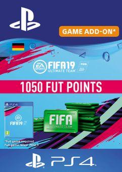 Fifa 19 - 1050 FUT Points PS4 (Germany)