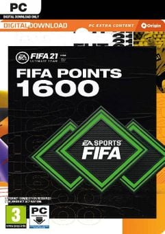 FIFA 21 Ultimate Team 1600 Points Pack PC