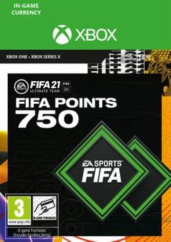 FIFA 21 Ultimate Team 750 Points Pack Xbox One / Xbox Series X