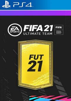FIFA 21 - FUT 21 PS4 DLC (ASIA)