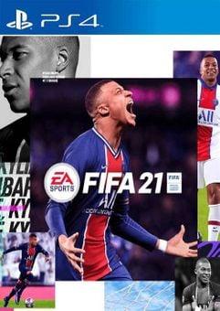 FIFA 21 PS4 (Asia)