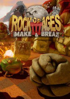 Rock of Ages 3: Make & Break PC