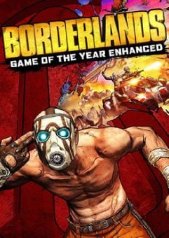 Borderlands Game of the Year Enhanced PC (WW)