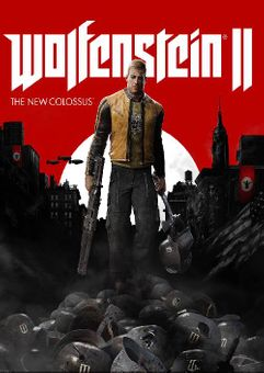 Wolfenstein II: The New Colossus Xbox One (UK)