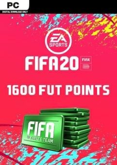 FIFA 20 Ultimate Team - 1600 FIFA Points PC
