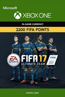 Fifa 17 - 2200 FUT Points (Xbox One)