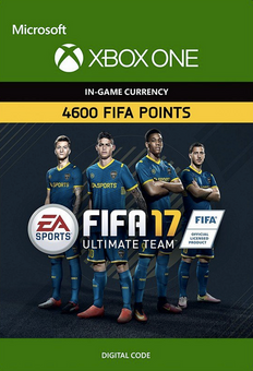 Fifa 17 - 4600 FUT Points (Xbox One)