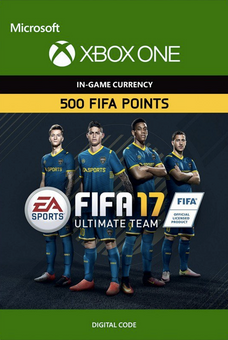 Fifa 17 - 500 FUT Points (Xbox One)