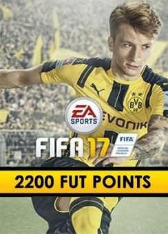 FIFA 17: 2200 FUT Points PC