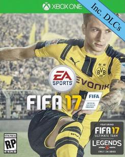 FIFA 17 + DLC Xbox One