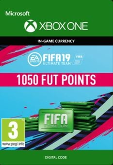 Fifa 19 - 1050 FUT Points (Xbox One)