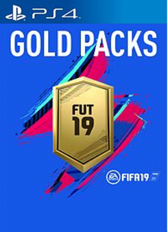 FIFA 19 - Jumbo Premium Gold Packs DLC PS4
