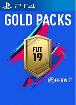 FIFA 19 – Pacchetti oro Jumbo Premium DLC PS4