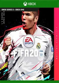 FIFA 20 Ultimate Edition Xbox One (EU)