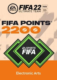 FIFA 22 Ultimate Team 2200 Points Pack PC